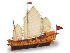 Artesania Latina 1/60 Red Dragon Chinese Junk - wooden model kit # 18020