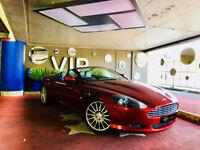 Aston Martin DB9 V12 - VOLANTE CONVERTIBLE