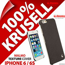 Nuevo Krusell Malmo Relieve Funda Slim FUNDA PROTECTORA PARA Apple iPhone 6 / 6s