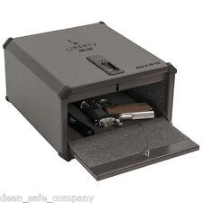 Liberty HDX-250 SmartVault Biometric Handgun Pistol Safe Fingerprint Gun Box