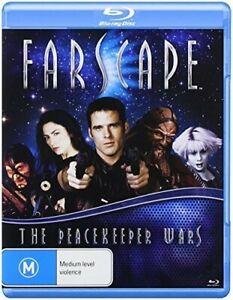 Farscape: The Peacekeeper Wars [New Blu-ray] Australia - Import