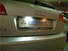 LED SMD Kennzeichenbeleuchtung passend für Audi A6 4F (C6) 2004 - 2011 E-Zeichen