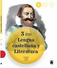 (15).LENGUA LITERATURA 3ºESO *TRIMESTRAL*. ENVÍO URGENTE (ESPAÑA)