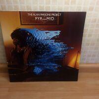 Pyramid - Alan Parsons Project Vinyl LP Gatefold Album 1979 ARISTA 201129 NM