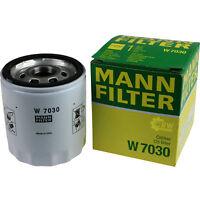 Original MANN-FILTER Ölfilter Oelfilter W 7030 Oil Filter