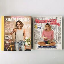 I Quit Sugar For Life + I Quit Sugar Simplicious by Sarah Wilson - Sugar-Free Co