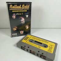 Rolled Gold The Very Best Of The Rolling Stones Vol 1 Cassette Tape