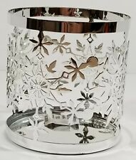 Yankee Candle SNOWFLAKE Jar Holder Holder ☆BRAND NEW☆