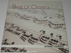 Sunday Express Music CD - Best of Classics
