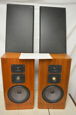 Rare Vintage ADS A/D/S L9e Studio Monitor Loudspeaker Stereo 3 way speaker Pair