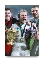 Matt Dawson Signed 6x4 Photo England Rugby Genuine Autograph Memorabilia + COA