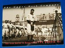 1994 Upper Deck #4, 125 Years of Baseball, Lou Gehrig, Yankees, HOF, NM
