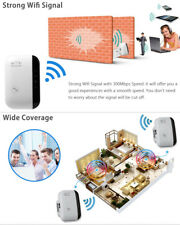 300Mbps Wireless N 802.11 AP Wifi Repeater Range Router Extender Booster EU R9