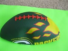 Green Bay Packers Football Ball - Brakebush Chicken - Collectable - New