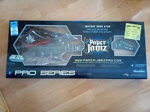 Paper Jamz Pro Series Guitar Boxed - Excellent Condition