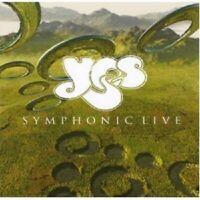 "YES ""SYMPHONIC LIVE""  CD -------- NEW"