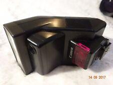 Canon Speedlite 300EZ Power Zoom Dédié Ttl Flash pour la plupart EOS Film SLRs