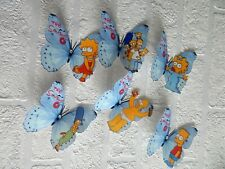 Simpsons Simpson decorations. Bart, Homer,Maggie,Marge,Lisa