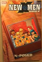 New X-Men: Academy X - Vol. 3 X-Posed - tpb - FN/VF - DeFilippis - Marvel