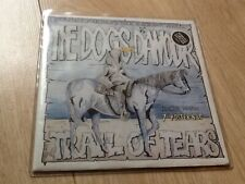 DOGS DAMOUR . TRAIL OF TEARS . POSTERSLEEVE 7""
