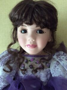 """Marie Osmond Coming Up Roses 2005 Marie 24"""" Musical Doll"""
