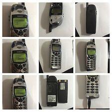 CELLULARE NOKIA 6110 GSM CHROME PHONE SIM FREE UNLOCKED DEBLOQUE
