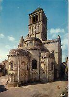 BF14341 chauvigny l eglise saint pierre  france front/back image