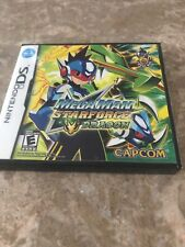 Mega Man Star Force: Dragon (Nintendo DS) Complete. Canadian. Fast Free Shipping