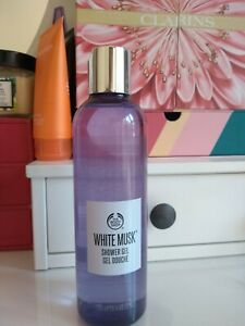 The Body Shop - gel douche WHITE MUSK 250 ml neuf