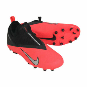 Nike Jr PHNTM VSN 2 Academy DF FGMG Soccer Shoe CD4059 606 SIZE 6 Youth New