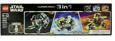 LEGO Star Wars Microfighters Series 3 - Super Pack 3 in 1 (BRAND NEW/UNOPENED)