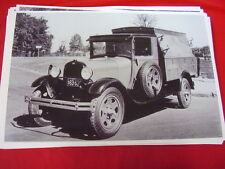 1929 FORD AA BELL TELEPHONE TRUCK   11 X 17  PHOTO   PICTURE