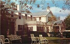 Mansfield Ohio~Iron Love Seat~Malabar Farm~Home of Louis Bromfield 1950