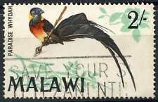 Malawi 1968 SG#318, 2s Bird Definitive Used #D81158