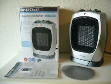 Silvercrest ambienti esterni in ceramica SHK 360 a1 l /'irradiazione di calore 1500w NUOVO *