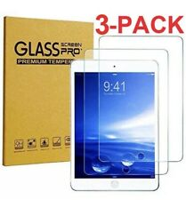 [3-Pack] Tempered Glass Screen Protector for Apple iPad 8th Generation 2020 10.2
