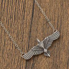 Viking Adler Anhänger DIY Halskette für Herren Fashion Deko Schmuck Geschenk Neu