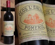 1993er Clos l'Eglise - Pomerol - Top !!!!!!!