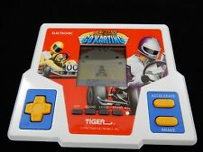 Tiger Electronics 1994 Dirt Track Go Karting Electronic Handheld Game