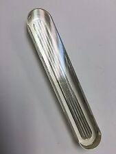 Gauge Sight Glass Sold as Paper Weight Vintage Shreveport LA Inferno Mfg. Co.
