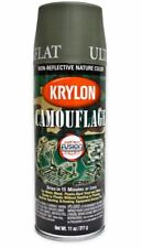 KRYLON Camouflage Paint Fusion Technology Various Colours Available Military