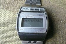 SEIKO MAN'S QUARTZ LC WATCH FOR SPARES OR REPAIR