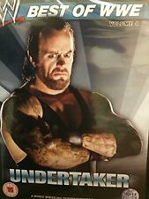 The Best Of WWE Volume 4 : Undertaker - DVD  R8VG The Cheap Fast Free Post