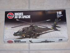 Maquette AIRFIX 1/48ème HUGUES AH-64 APACHE n°907101