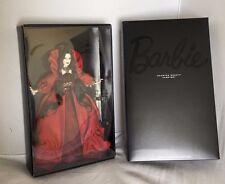 Barbie Haunted Beauty Doll Vampire, Entièrement Neuf dans sa boîte en Stockage, Royaume-Uni vendeur