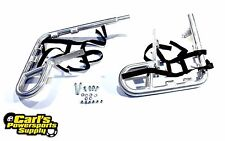 BRAND NEW Nerf Bar Assembly For Yamaha Banshee YFZ350 87-06 w/ Mounting Hardware