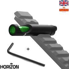 Horizon Scope Sight Rifle Gun Spirit Level Bubble FITS 20mm Weaver Rail 50mm uk