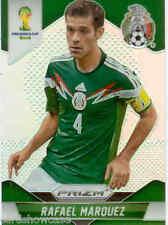 2014 World Cup Prizm Refractor Parallel No.145 R.MARQUEZ (MEXICO)
