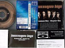 BACKSTREET BOYS Greatest Hits Chapter1 JAPAN Blu-Spec CD BVCP20026 w/OBI+INSERT