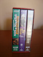 THE BEST OF BRITISH COMEDY,STEPTOE & SON,DAD'S ARMY,SOME MOTHERS DO AVE EM - VHS